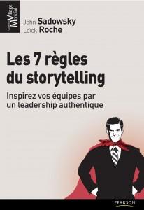 Les 7 Regles du Storytelling cover