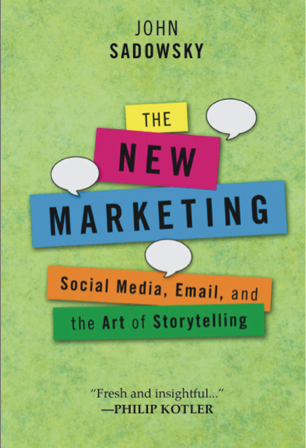 The New Marketing cover