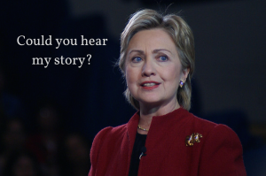 Hillary clinton master thesis
